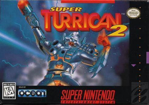 Super Turrican 2 assaults the Virtual Console