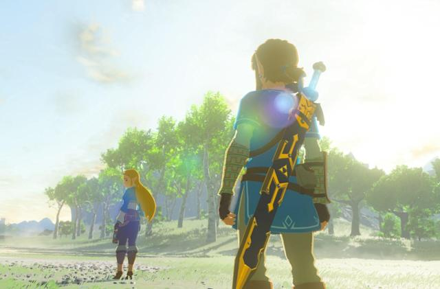 'Zelda' concert tour to celebrate 'Breath of the Wild'