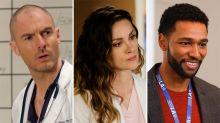 'Grey's Anatomy' Promotes Richard Flood & Anthony Hill To Series Regulars, 'Station 19' Ups Stefania Spampinato