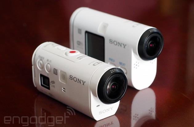 Sony's Action Cam Mini packs just as much power in two-thirds the size