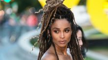 Ciara, Hair Chameleon, Has a Brand New Toni Braxton-Like Pixie Cut