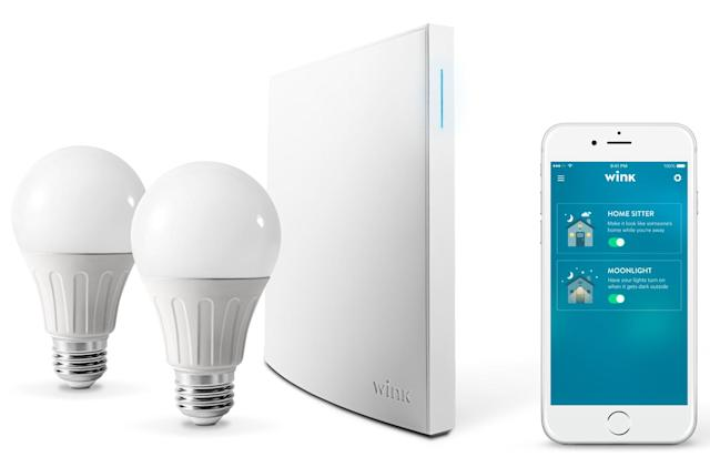Wink promises home security with its $119 smart bulb bundle