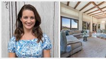 See Inside Sex and the City Star Kristin Davis's Los Angeles Home