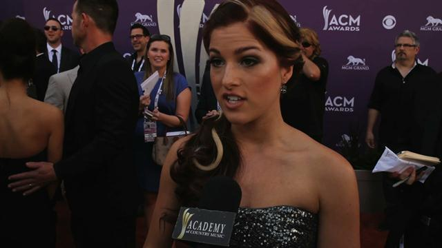 Academy of Country Music Awards - Cassadee Pope