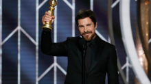 The Church of Satan celebrates Christian Bale's Golden Globes win