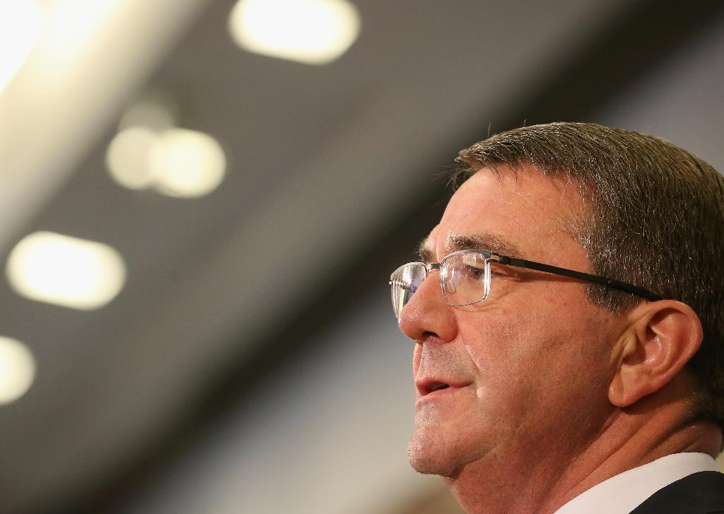 Defense Secretary Ashton Carter, pictured on April 5, 2016, will attend a Gulf Cooperation Council ministerial meeting