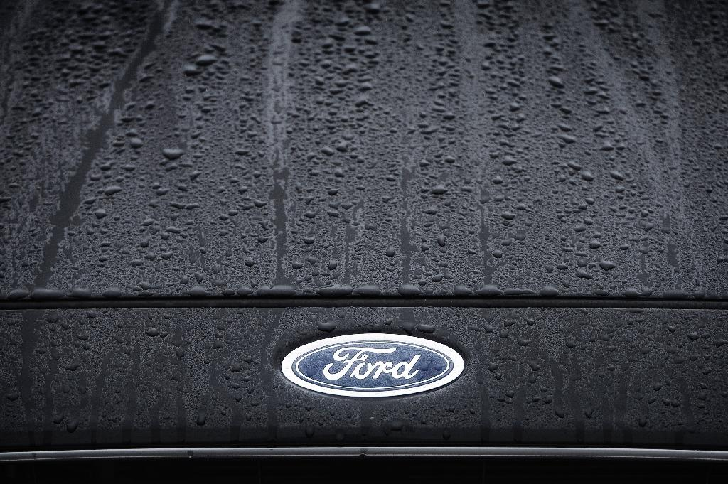 Ford's profitability has been under pressure in Europe for a while (AFP Photo/YORICK JANSENS)