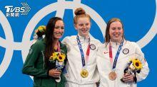 美國泳隊再收一金一銅 阿拉斯加17歲「女蛙」爆冷奪冠
