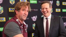 Des Hasler sends early warning to Sea Eagles players