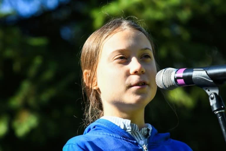 Greta Thunberg Pivots To Death Metal