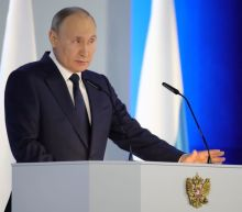 Putin says Ukraine is becoming an 'anti-Russia', pledges response