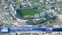 Cubs celebrate 100th birthday of Wrigley Field