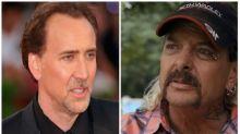 Amazon lands Nicolas Cage-led Joe Exotic drama