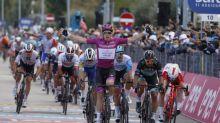 Giro - Arnaud Démare, après sa quatrième victoire sur le Giro: «Le travail paye et on récolte les fruits»