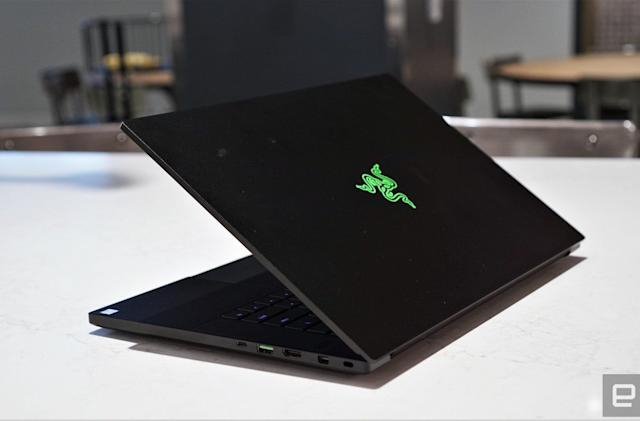 The Razer Blade 15 is the cheapest it's ever been on Amazon today