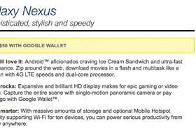 PSA: Sprint's LTE-infused Galaxy Nexus now available online and in stores