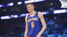 It is sounding more and more like Kristaps Porzingis could be traded on Thursday