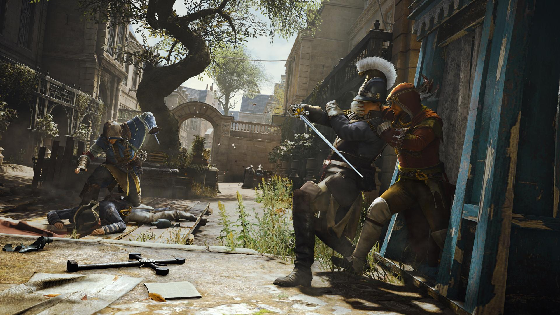 Free Assassin S Creed Unity Dlc Dead Kings Out Now