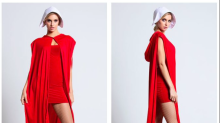 'Sexy' Handmaid's Tale costume is removed from sale after online backlash
