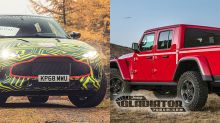 Gladiators, Pilots, and Palisades, plus a couple boring crossovers | Autoblog Podcast #562