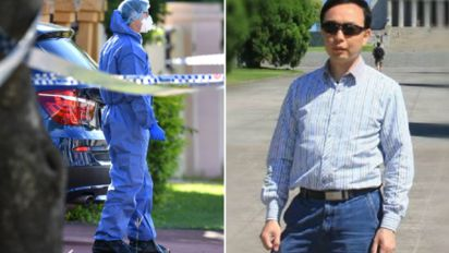 Three arrested after doctor shot dead outside his home