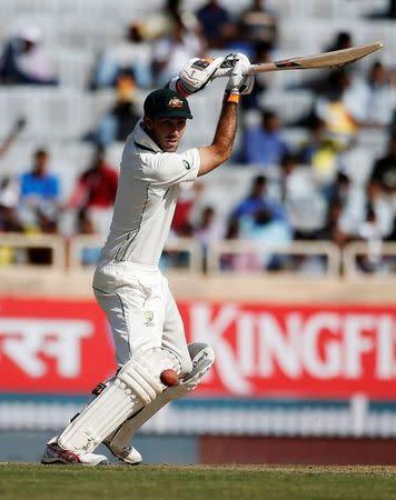 Cricket - India v Australia - Third Test cricket match