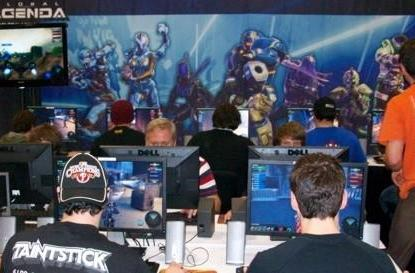 GameX 2009: Inside Global Agenda's PvE and AvA persistent content battles