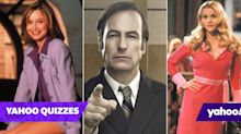 Quiz! Can you match these fictional lawyers to the film or show?