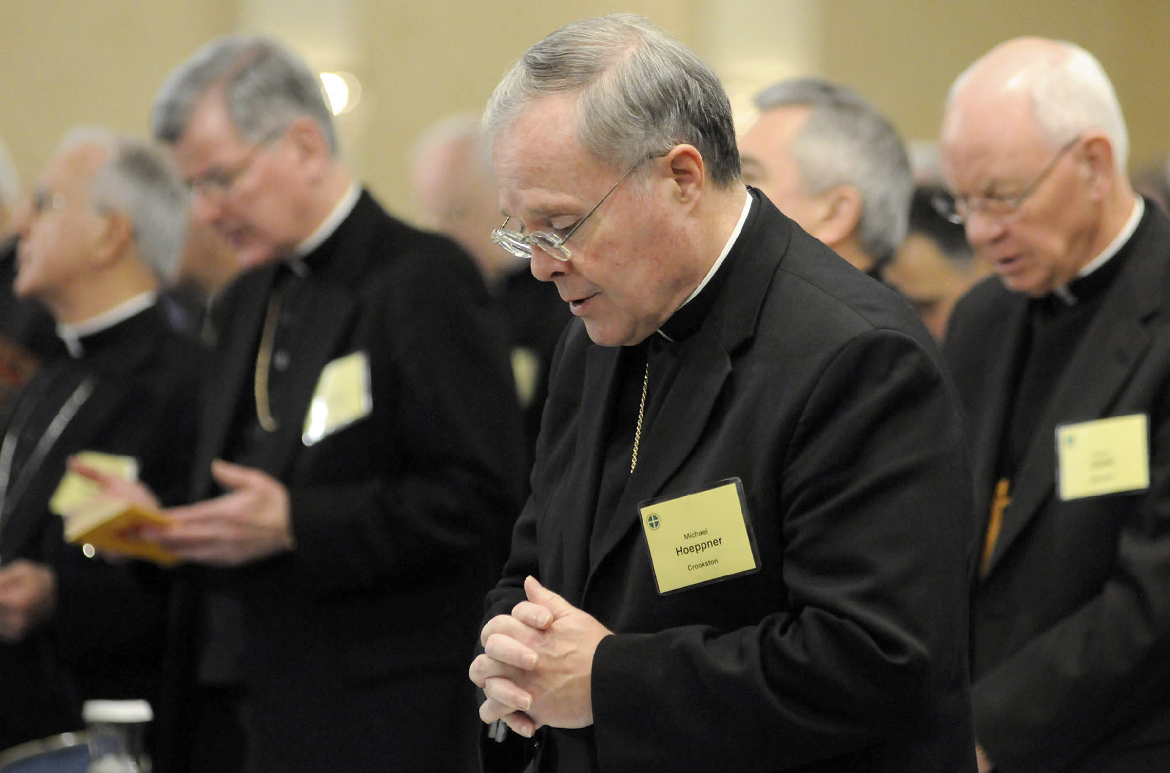 Minnesota archbishop opens investigation into fellow bishop