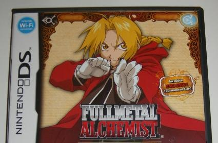 DS Fanboy Review: Fullmetal Alchemist Trading Card Game