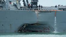 A U.S. Warship Just Collided With a Tugboat in Japanese Waters