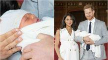 Los niños de la familia real británica