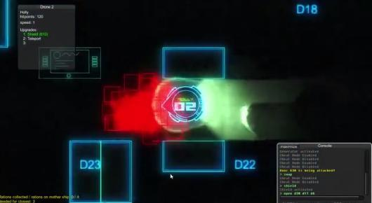 Duskers ditches the paper prototype to bring survival horror to space
