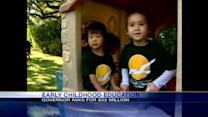 Abercrombie asking for new early education initiative