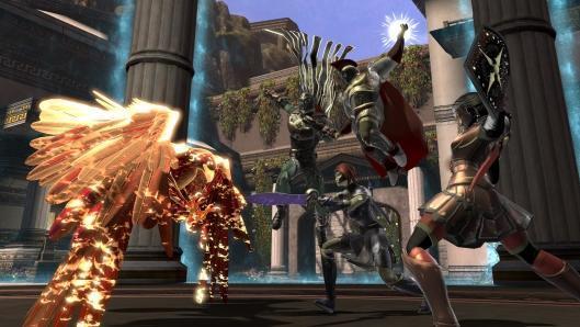 DC Universe Online launches Amazon Fury Part I
