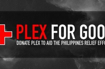 Typhoon Haiyan victims to be aided by CCP 'PLEX for GOOD' campaign