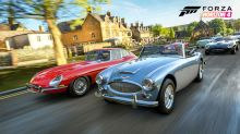 Autoblog is Live: Playing Forza Horizon 4