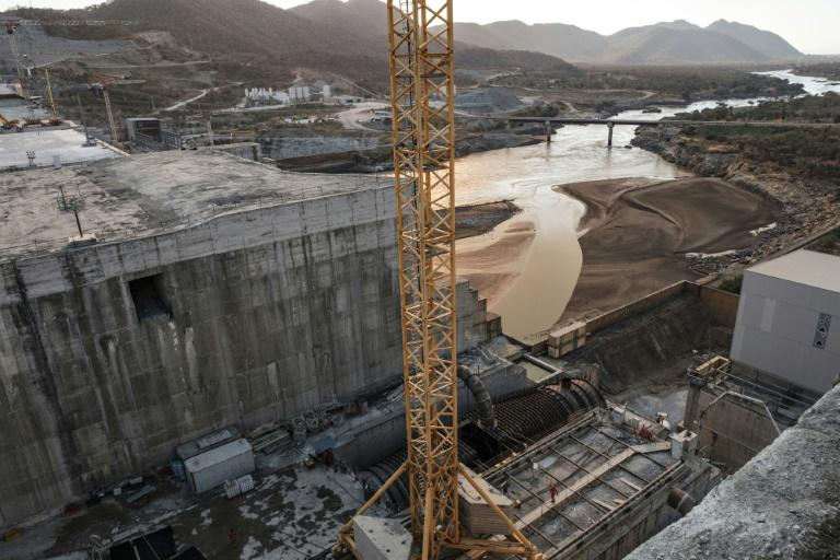 Cairo, Addis Ababa and Khartoum have failed to produce a deal, despite years of talks, over the filling of the Ethiopian dam (AFP Photo/EDUARDO SOTERAS)