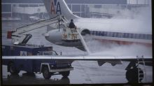 Extreme cold causes flight cancellations, business disruptions