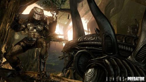 Alens vs. Predator 2010 video game.