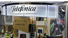 La española Telefónica gana un 18,4% en el segundo trimestre