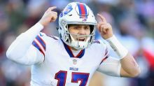 Josh Allen: Eight wins is not enough, we're not in the NFC East