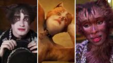 Fans savage 'disturbing' first Cats movie trailer