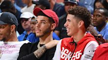 Lonzo Ball 'proud' of brothers LiAngelo, LaMelo making it to the NBA