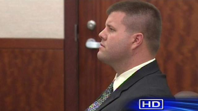 Jury convicts ex-cop of official oppression