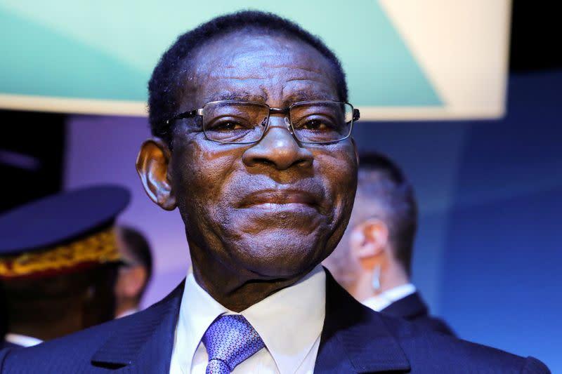 La Guinée équatoriale retient un hélicoptère militaire français