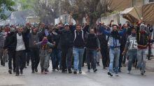 Tunisie : 778 personnes interpellées depuis le début du mouvement social