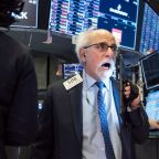 Stocks on pace for worst week since 2008 financial crisis