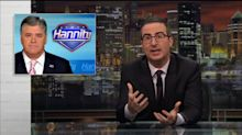 John Oliver to air commercial on 'Hannity' specifically pointed at Trump