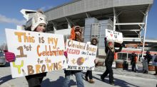 Browns 'perfect season' parade raised over $17,000 for Cleveland food bank